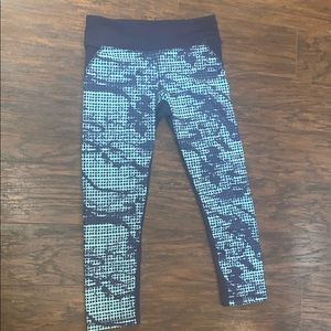 Under Armor Capri workout  pants